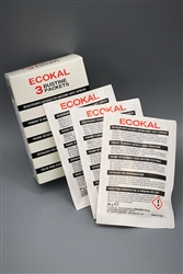 Ecokal Decalcification powder 3 pack box